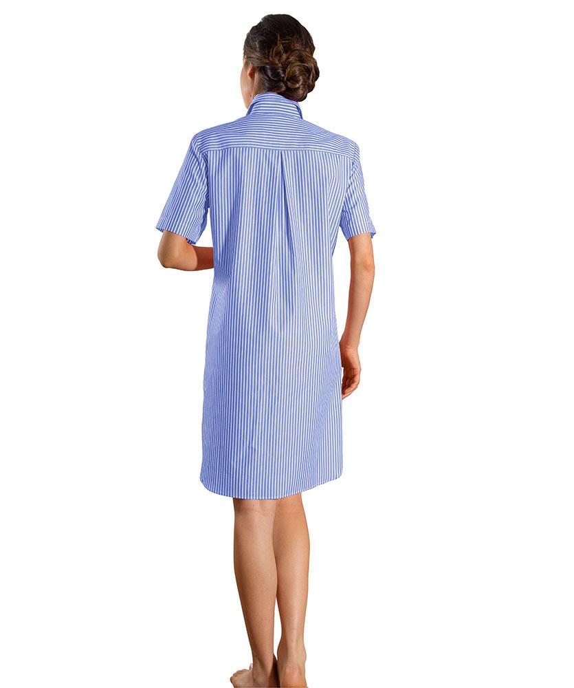 Nachthemd Mit Knöpfen