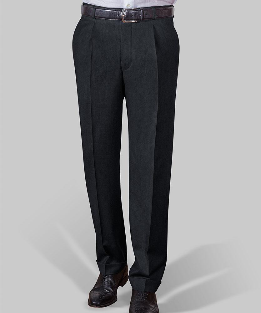 Herren anzughose schwarz