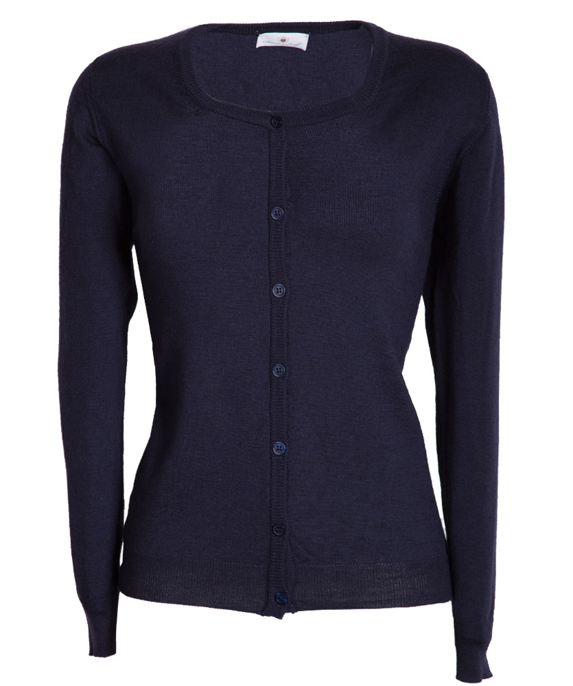 hohe Qualitätsgarantie 100% Qualitätsgarantie neueste kaufen Damen-Merino-Strickjacke
