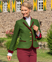 Damen Country-Loden-Blazer