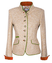 Damen Country-Jacke,
