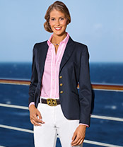 Damen Barberis-Blazer